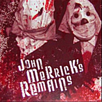 John Merrick's Remains CD